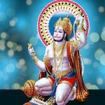 Thare jhanjh nagara baje re. Hanuman bhajan lyrics in hindi