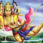Bajrang ki jhanki hai apaar saja hai darbaar. Hanumanji bhajan lyrics in hindi.