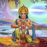 Aasan laga ke rakhna angna sajake rakhna. Hanuman ji bhajan lyrics in hindi.
