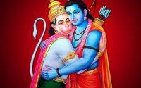 Bajrang bali meri naav chali. Hanuman ji bhajan lyrics in hindi.