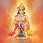 Bajrang bala ne pawan ke lala ne kotan kot prannam.Hanumanji bhajan lyrics in hindi.