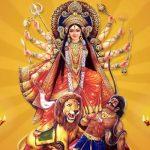 Kitane dino ke baad hai aai bhakto raat bhajan ki. Durga Maa bhajan lyrics hindi.