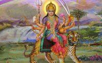 Tere dvaar pe aaya maa meri aaj jholiyan bhar de. Durga Maa bhajan lyrics hindi.