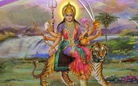 Dvaare chaliye maiya ke dvaare chaliye. Durga Maa bhajan lyrics hindi.
