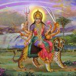 Maiya ambe maiya laal tera ghabraye har pal tujhe bulaye. Durga Maa bhajan lyrics hindi.