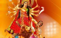 Aate hai har saal navaraate mata ke. Durga Maa bhajan lyrics hindi.