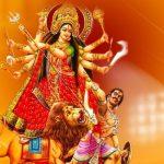 Ek bholi bhali kanya parwat se bhakton aai. Durga Maa bhajan lyrics hindi.