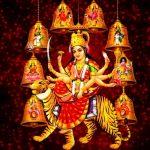 Aaya bulava bhavan se, main rah na paai.. Durga Maa bhajan lyrics hindi.