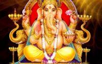 Ganapati Gajavadan Vinaayak, Thaane Pratham Manaava Jee
