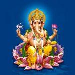 Ganapati Ji Ganesh Noo Manaiye